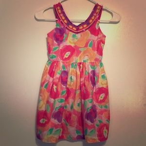Children's Place Dress Sz 6X/7